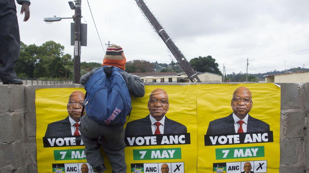 Sudáfrica se enfrenta a sus primeras elecciones generales sin Mandela