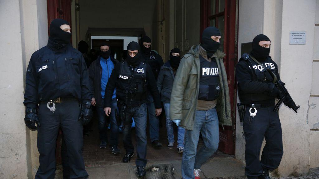 La Policía alemana arresta en Berlín a dos presuntos islamistas