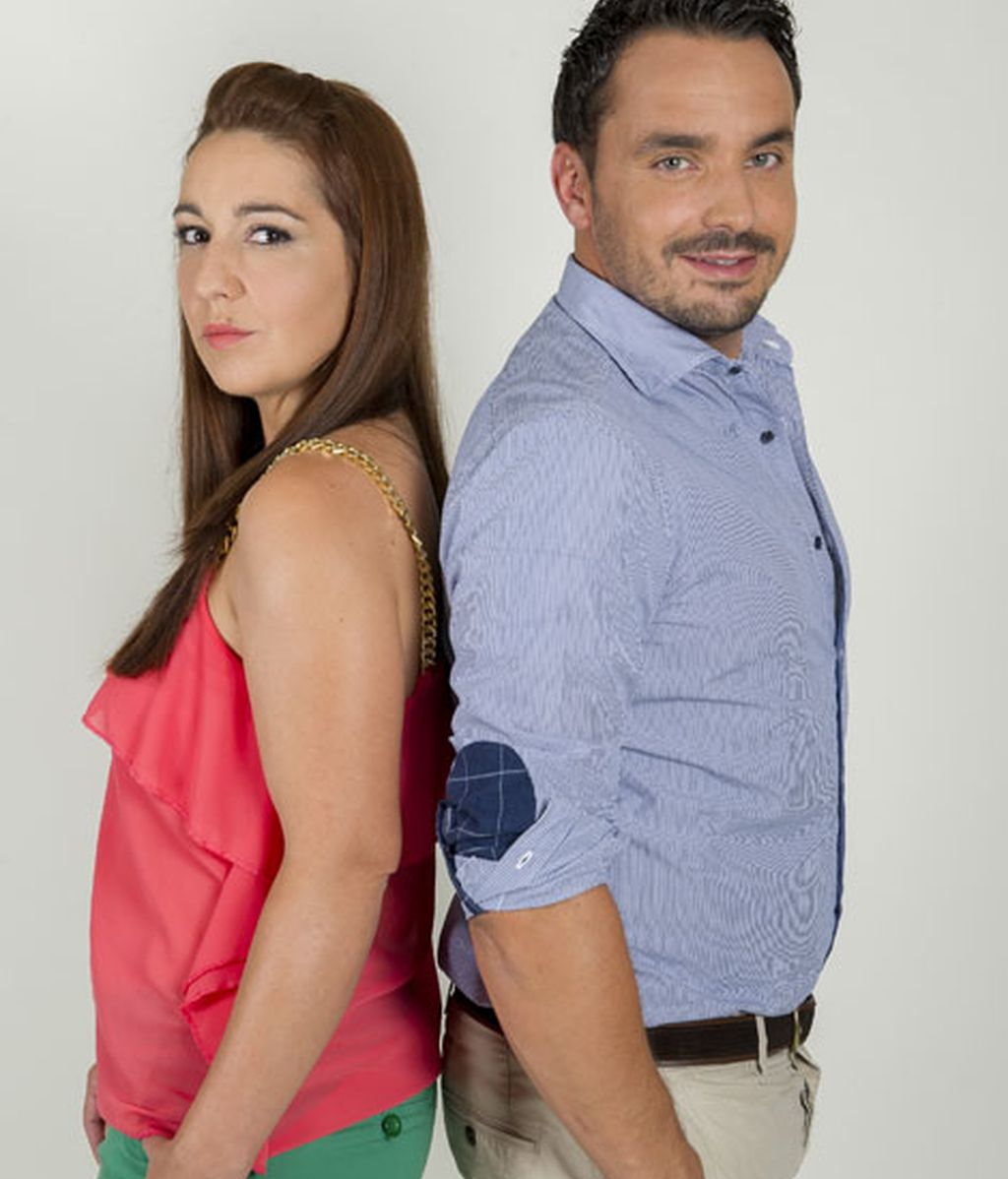Joana y Rubén: el dinero rompió su amor