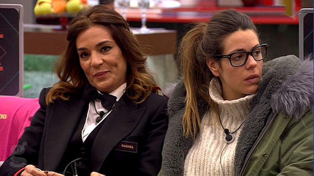 Raquel y Laura