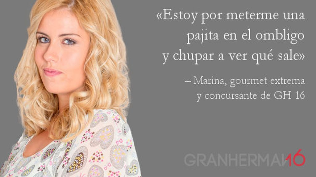 Frases: Marina