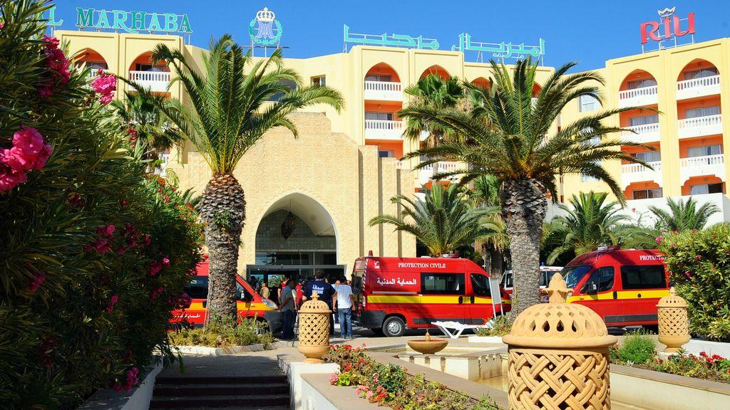 Túnez lamenta falta de coordinación con la seguridad del hotel a la hora de repeler el atentado