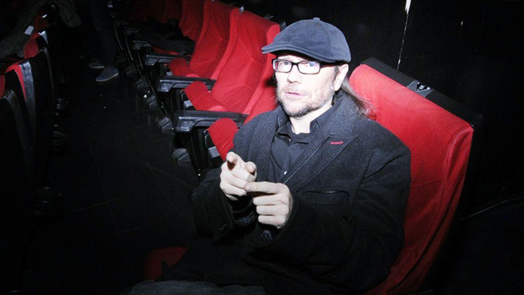 """Santiago Segura tiene entre sus próximos proyectos el doblaje de la película de animación """"Lluvia de albóndigas 2"""""""