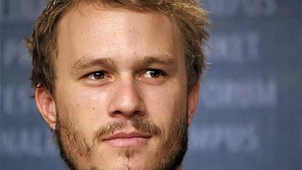 Heath Ledger en una imagen de archivo. Foto: AP
