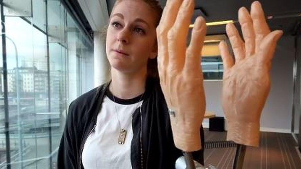 La Inventora Simone Giertz