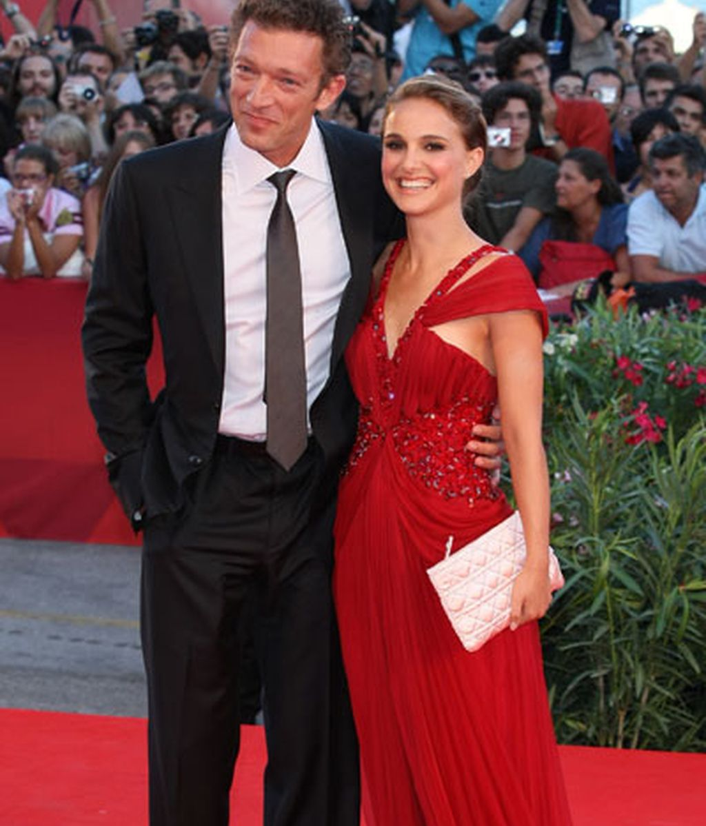 Portman se pone carnal en Venecia