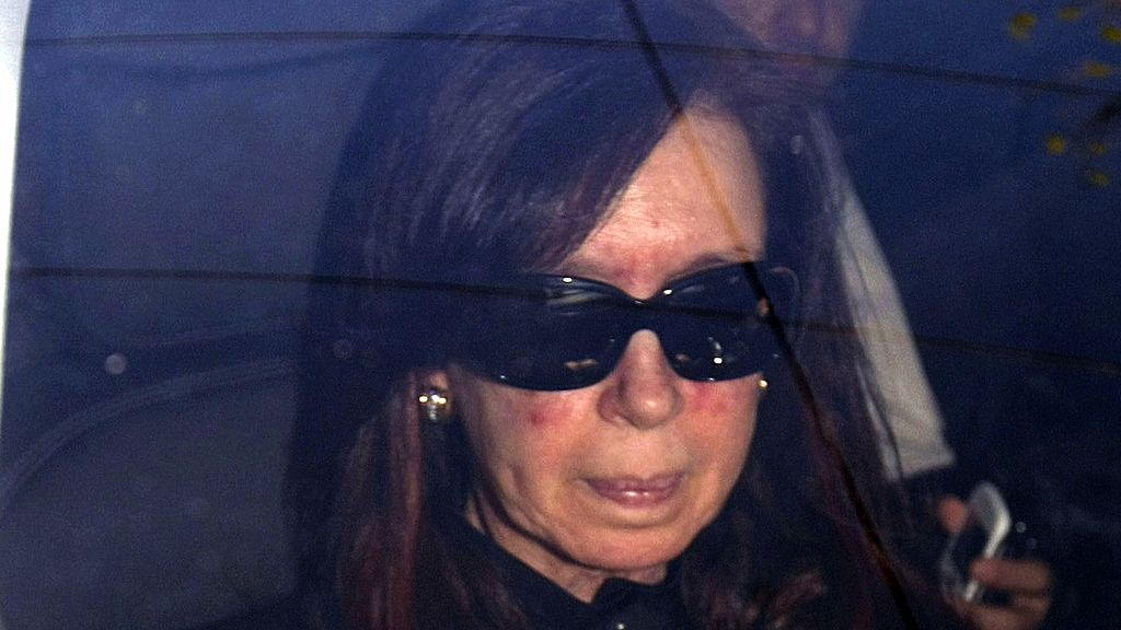 Cristina Fernández de Kirchner será operada hoy de un hematoma en la cabeza