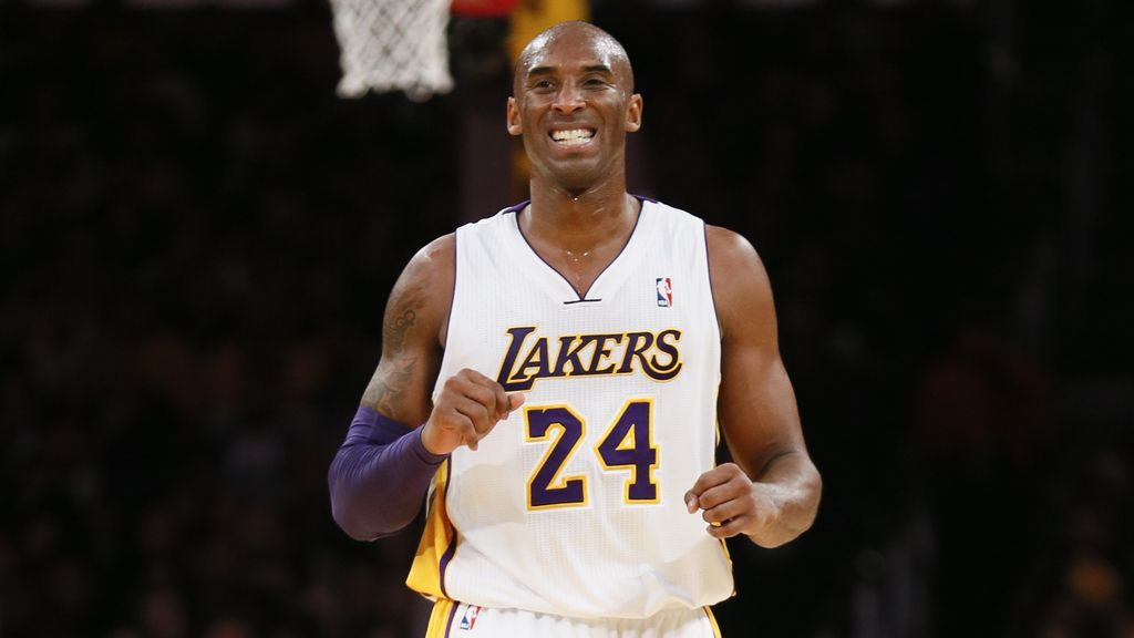 5. Kobe Bryant (49.3 millones de euros)