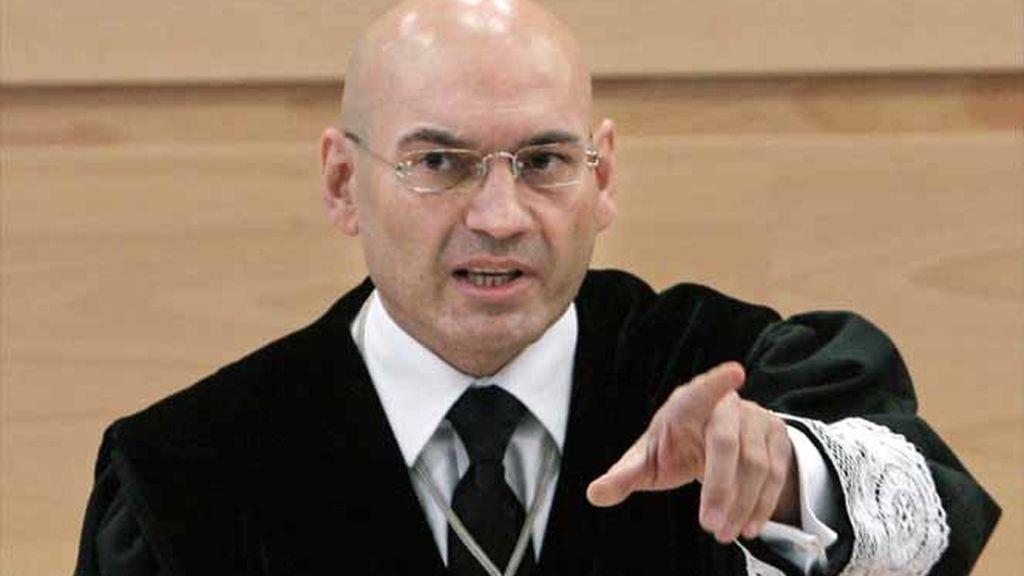 El Juez Javier Gómez Bermúdez