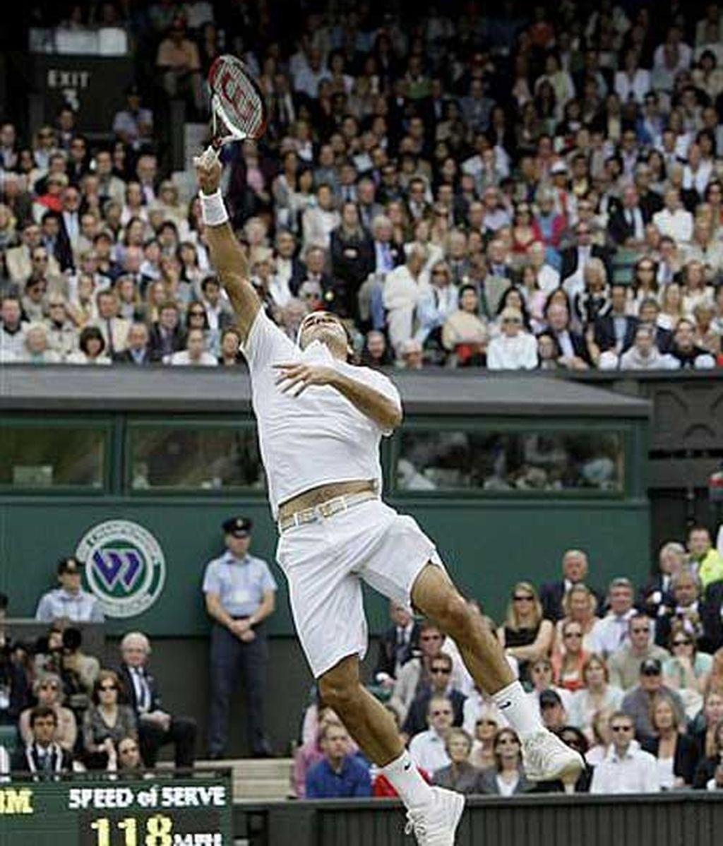 Federer - Nadal, en Wimbledon