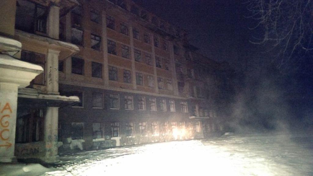 Rusia esconde lugares que nunca querrías visitar y menos de noche