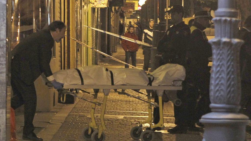 Joven muerto en Vallecas