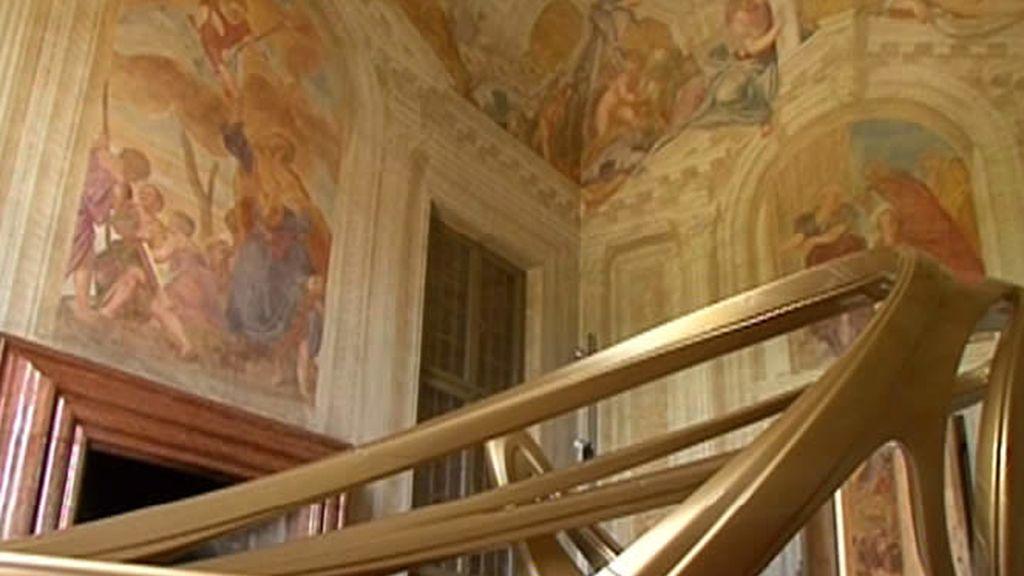 Como buena ciudad italiana, destaca su arte