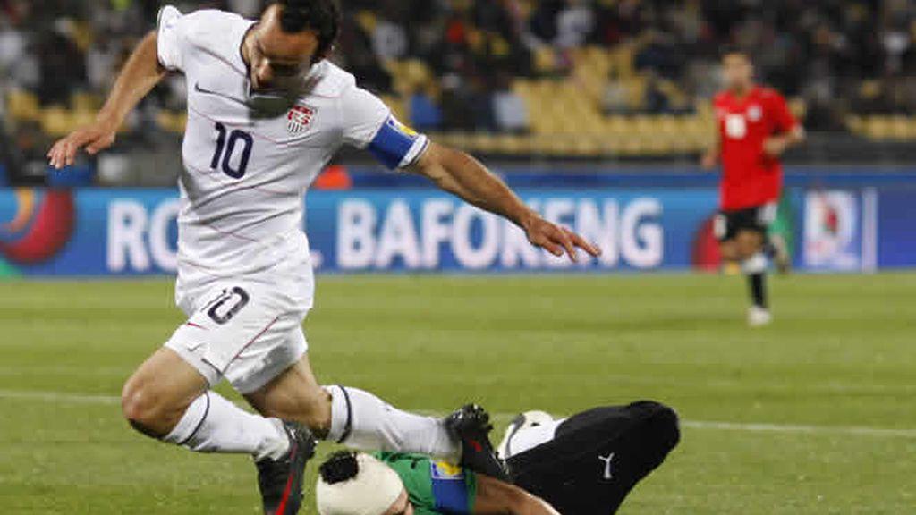 Donovan desperdicia una oportunidad ante Essam Al Hadari