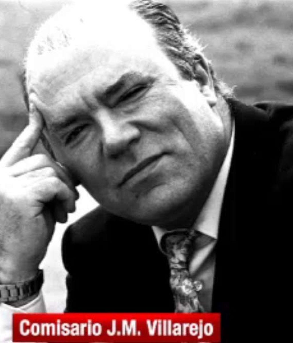 El comisario José Manuel Villarejo Pérez