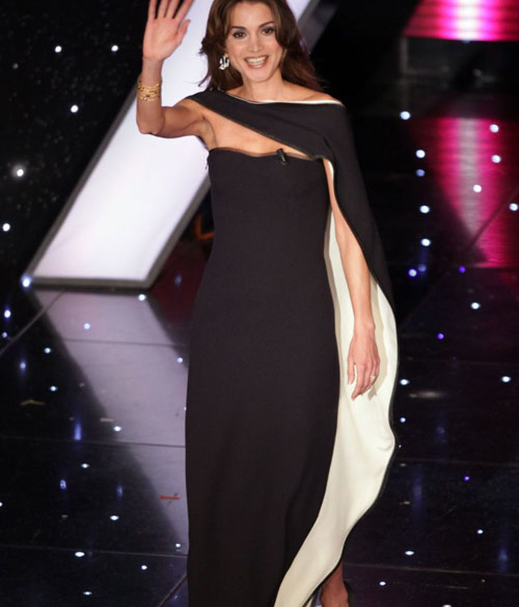 10 modelazos de Rania de Jordania