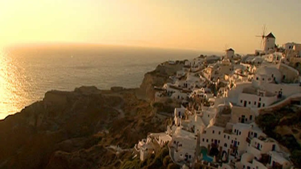 Espectaculares vistas de la isla