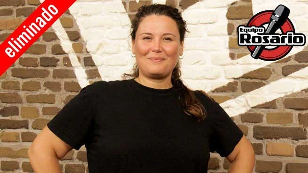 Estela Amaya, 34 años, equipo Rosario I ELIMINADA