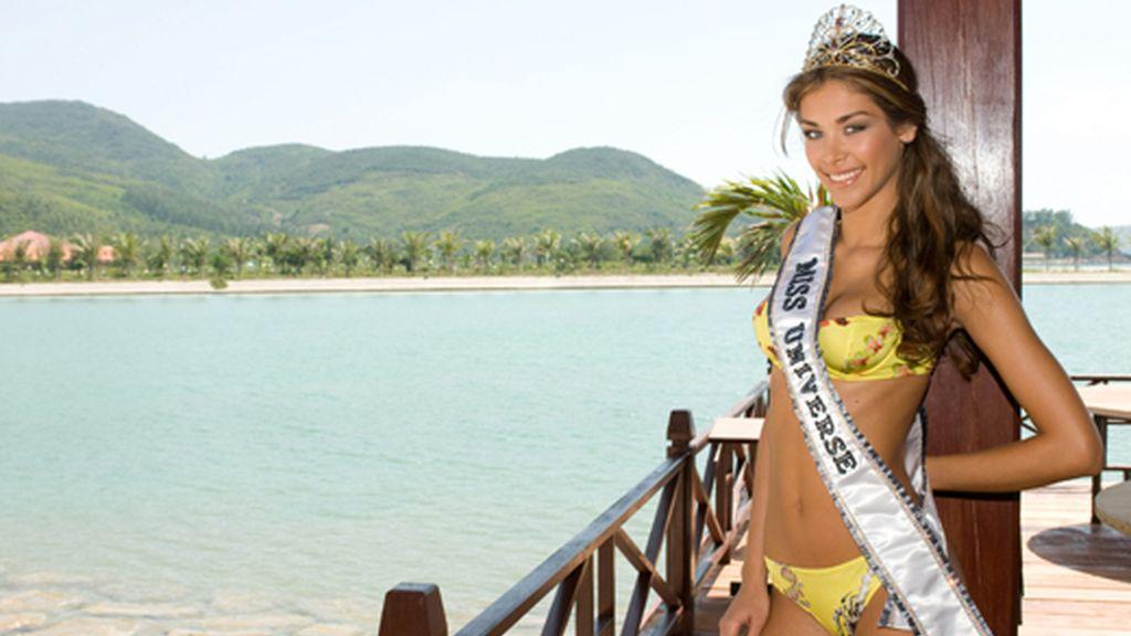 Miss Universo inaugura su reinado