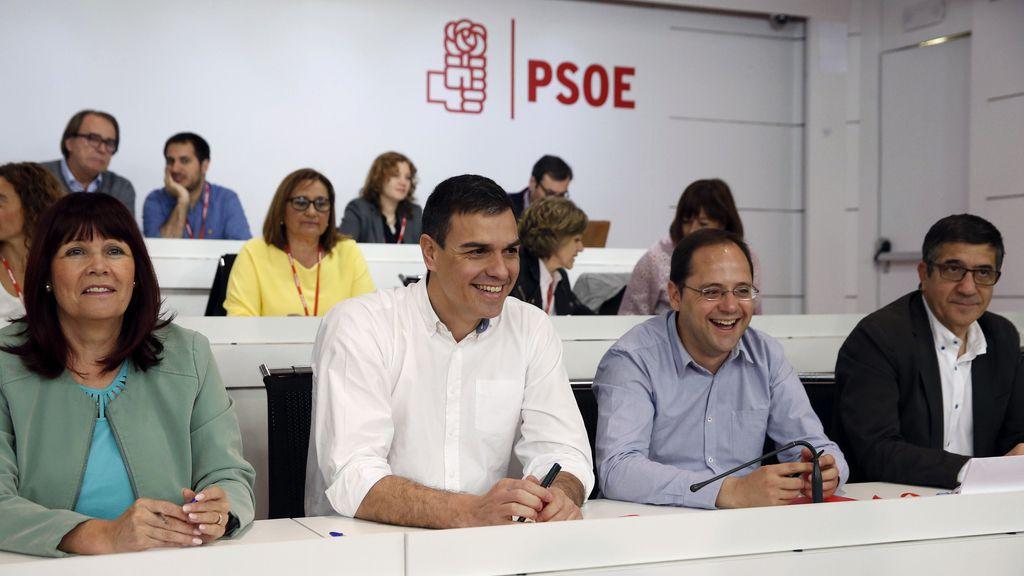 El Comité Federal del PSOE