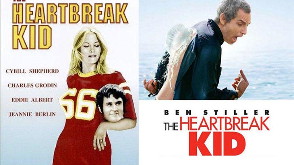 Matrimonio compulsivo (2007) vs. El rompecorazones (1972)