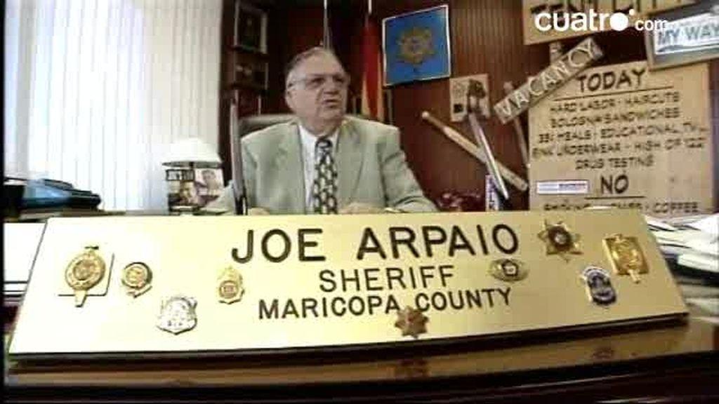 Arizona Ilegal. El Sheriff más 'duro' del mundo