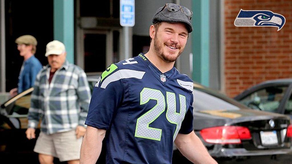 Chris Pratt, el guardián de la Superbowl – Seahawks