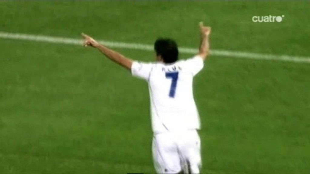 Raúl vuelve para reconquistar España y... Europa