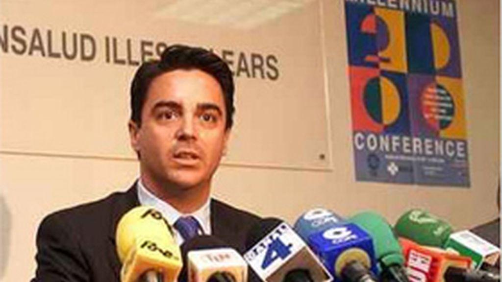 El ex concejal del Ayuntamiento de Palma Javier Rodrigo de Santos