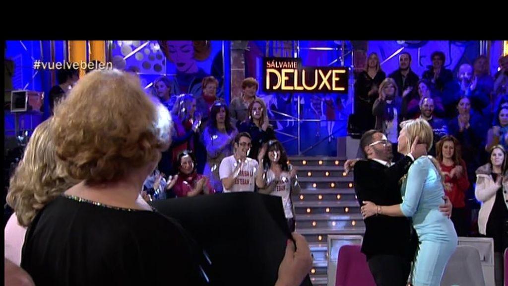 El regreso de Belén a la televisión