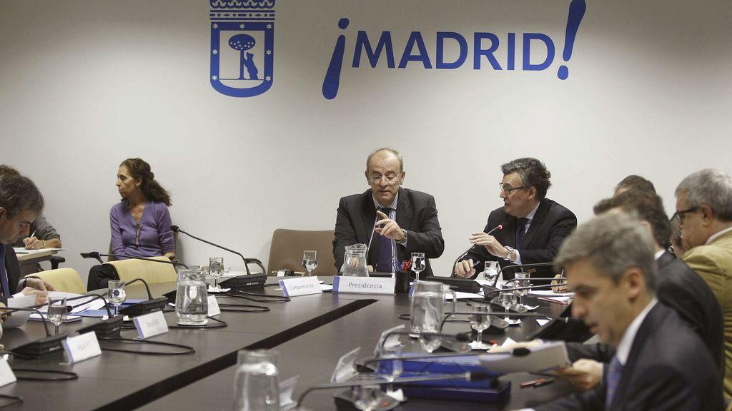 Comsión de investigación del Madrid Arena