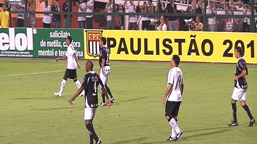 Imposible visitar Brasil y no acudir a un partido de fútbol