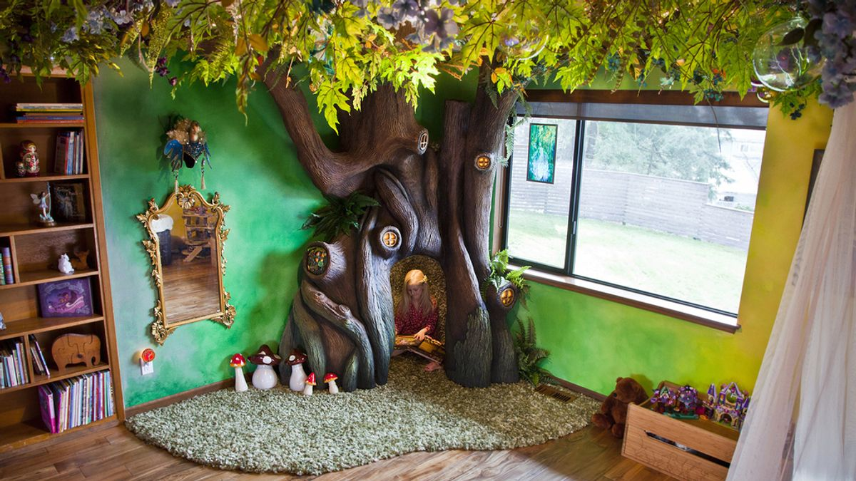 El árbol que ha construído el padre