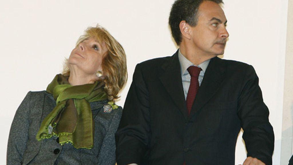 AGUIRRE ATACA AL PSOE