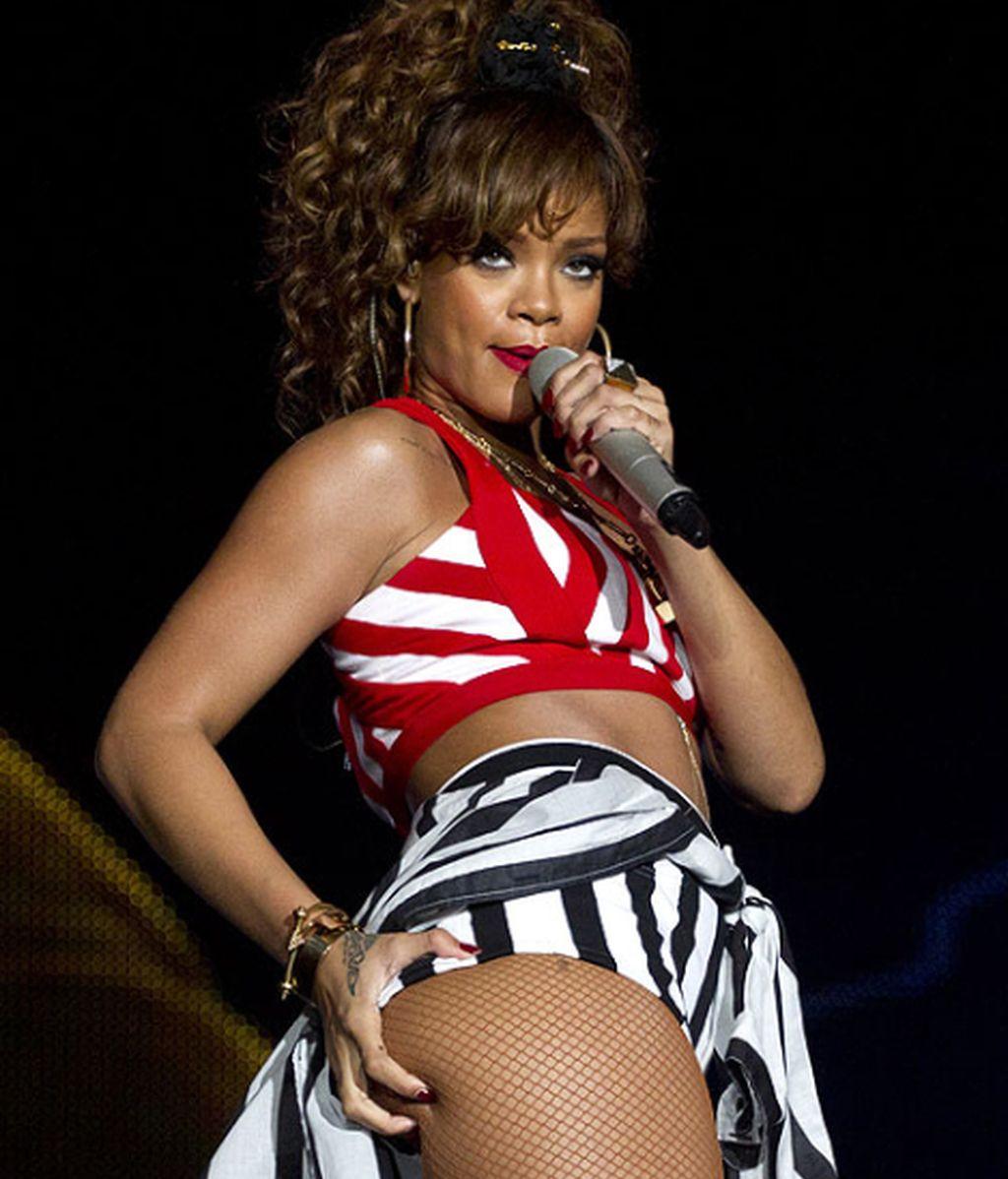 Rihanna: En busca del trasero perdido