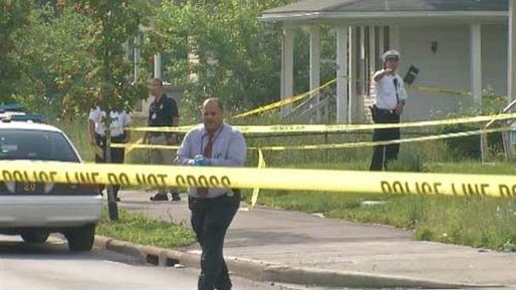 Un tiroteo en un domicilio de Ohio (EEUU) deja al menos cuatro muertos y un herido