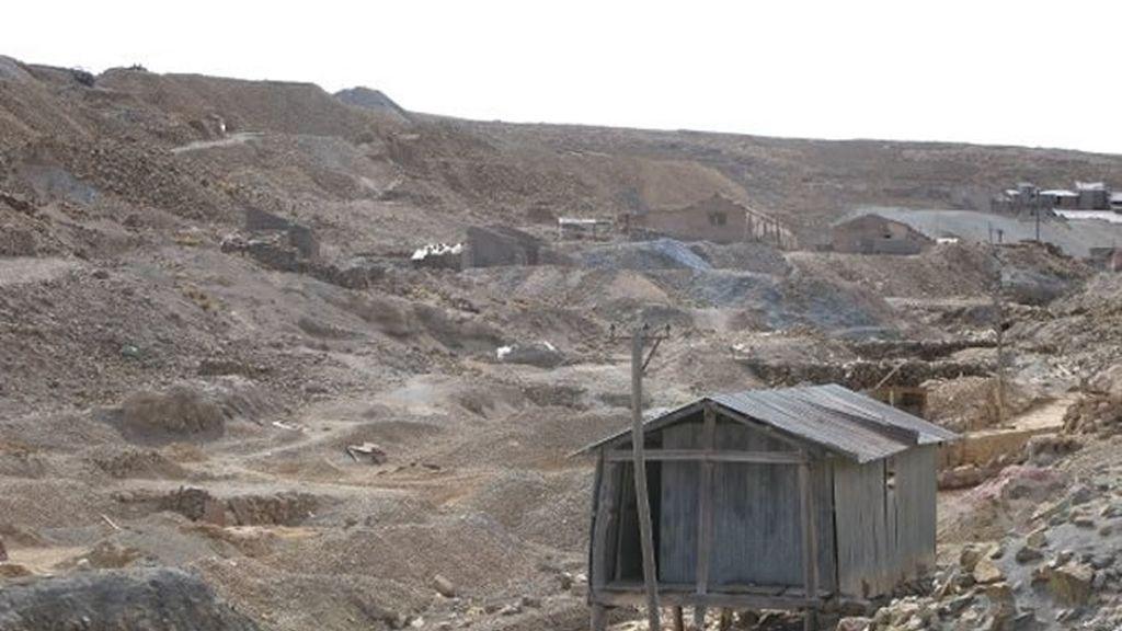 El entorno de la mina