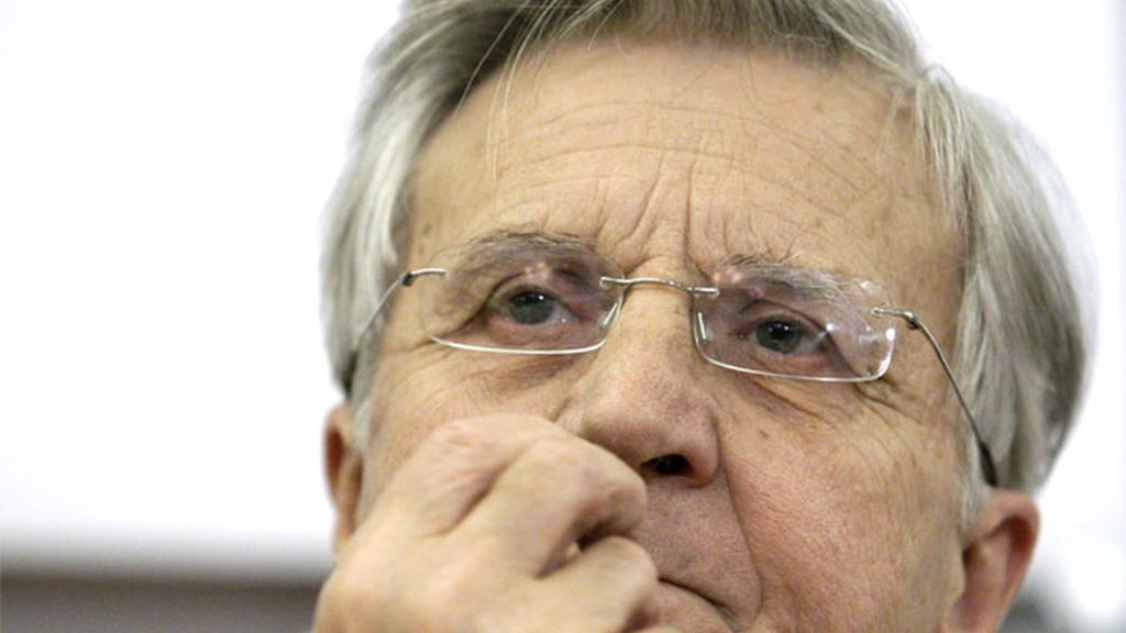 Presidente del Banco Central Europeo, Jean Claude Trichet