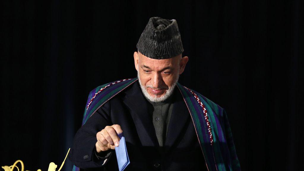 Afganistán celebra elecciones en medio de la retirada internacional y la amenaza talibán