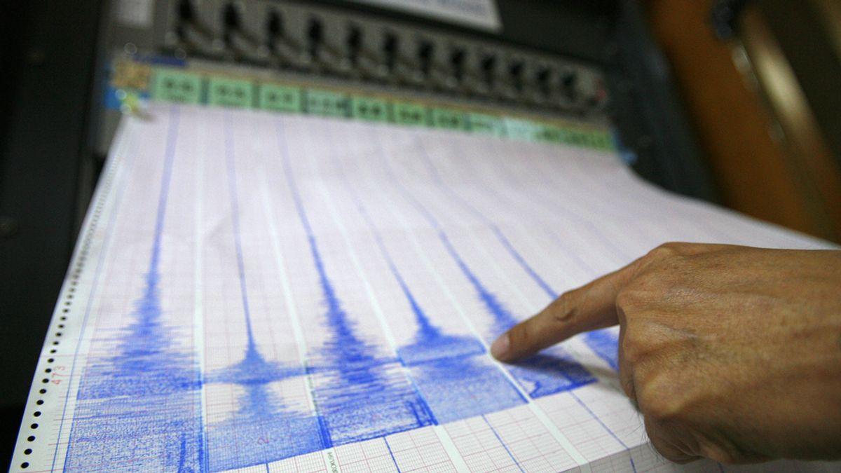 Registrado en Mojácar un terremoto de 2,8 grados