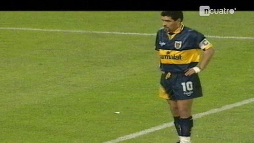Maradona: D10S y diablo