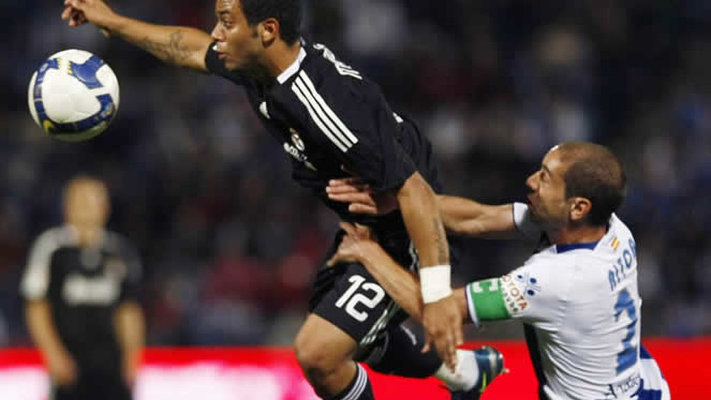 El gol de Marcelo permite seguir soñando al Madrid