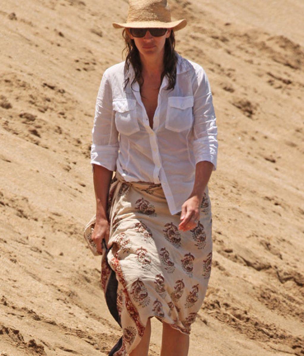 Julia Roberts en Hawaii