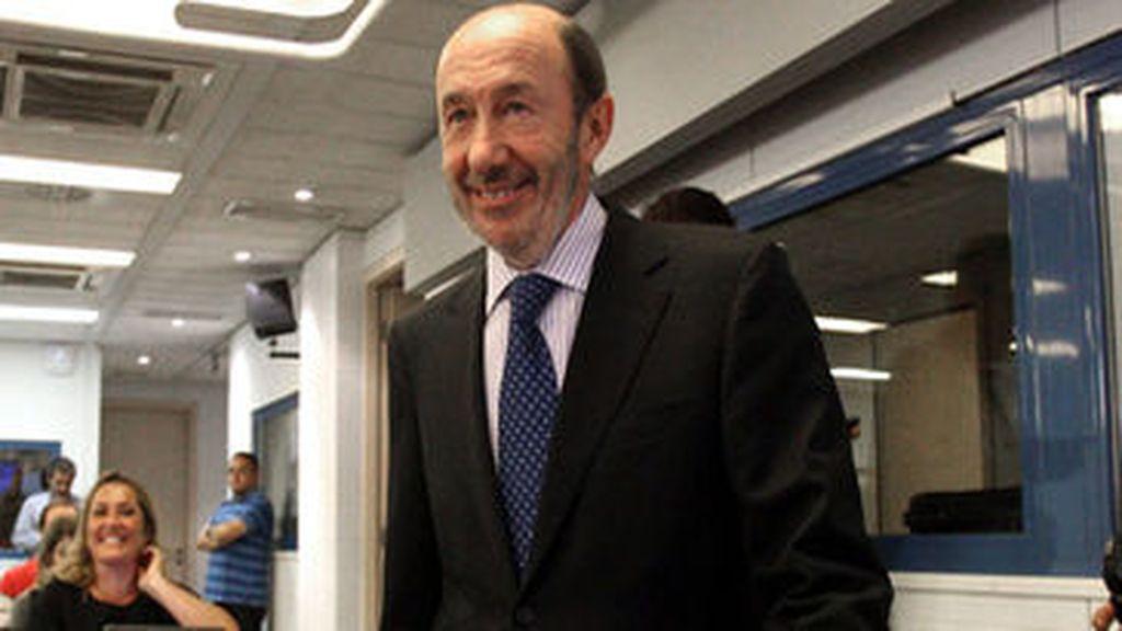 Alfredo Pérez Rubalcaba, PSOE