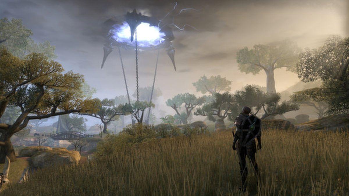 The Elder Scrolls Online, vjuegos