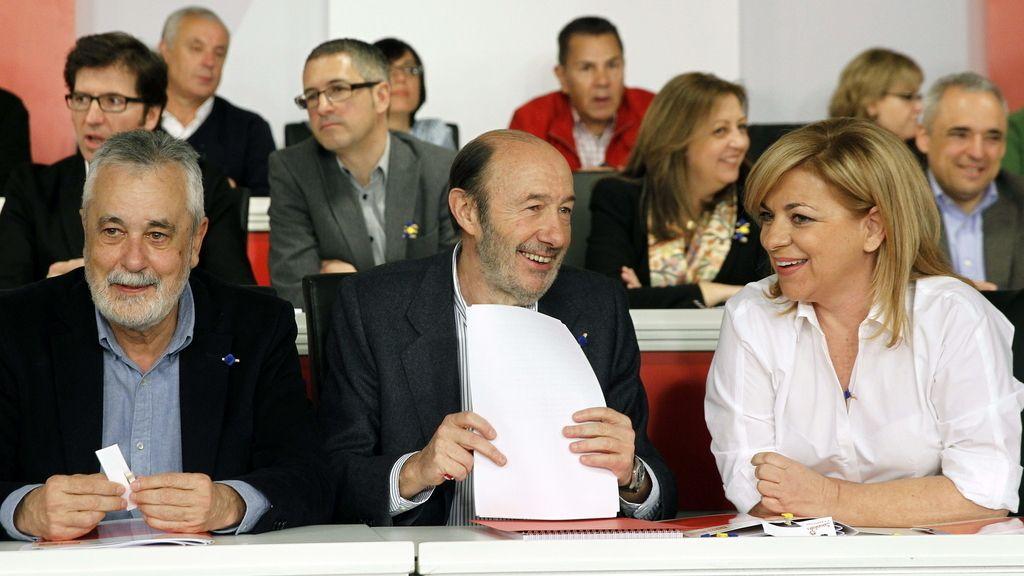 """Valenciano: El PSOE """"ha vuelto con hechos y votos"""""""