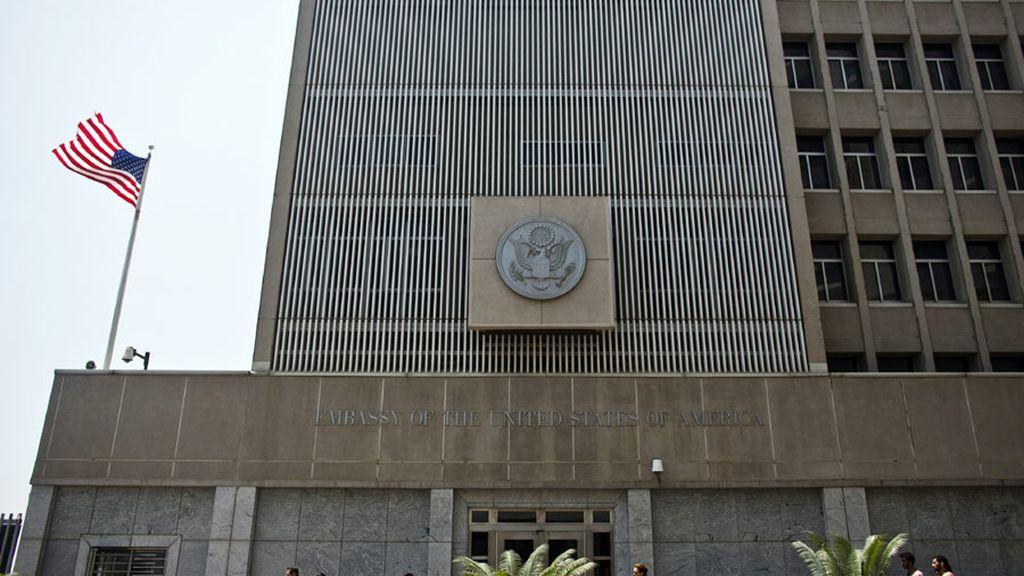 EEUU cierra su embajada en Tel Aviv