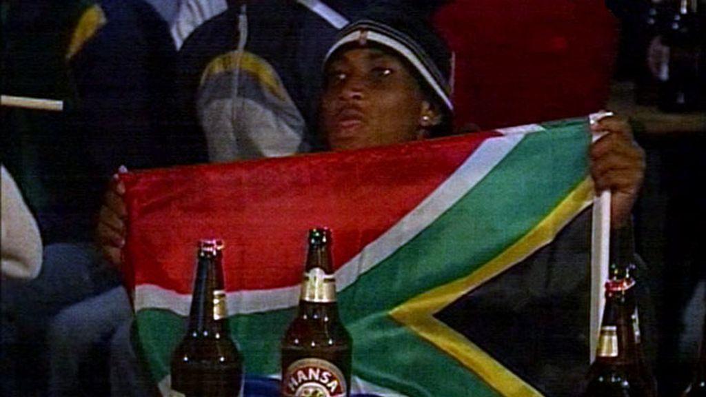 Así vivieron los sudafricanos el partido contra España