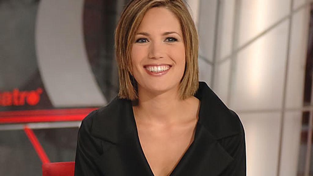Silvia Intxaurrondo. Noticias Cuatro