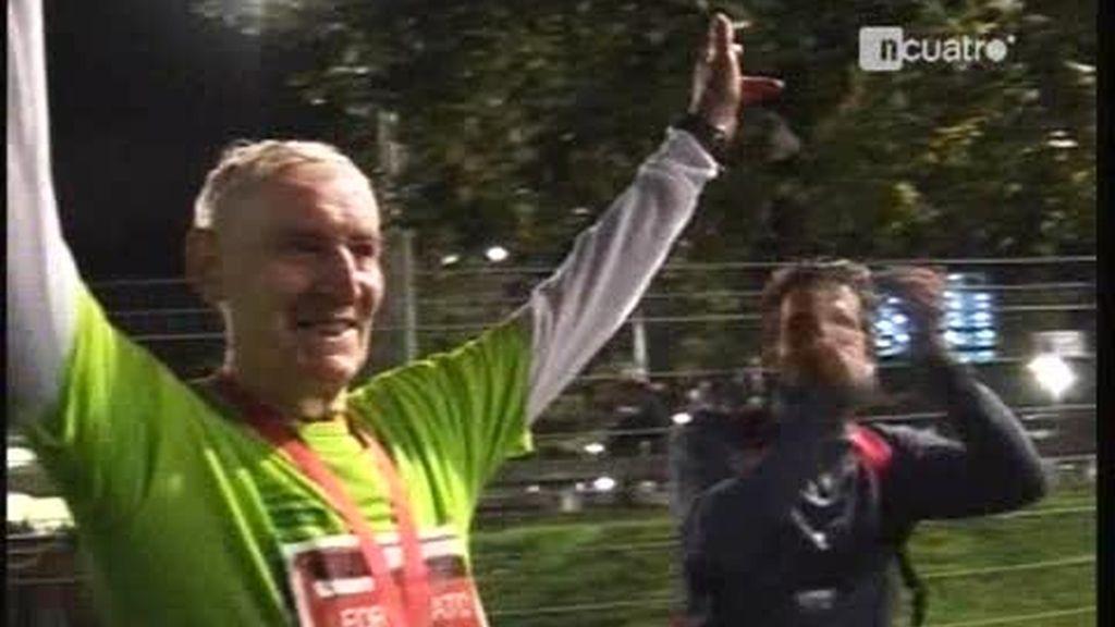 Primera maratón nocturna en Bilbao